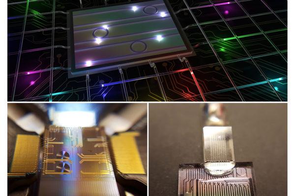 Les photons multicolores qui changeraient la science de l'informatique quantique