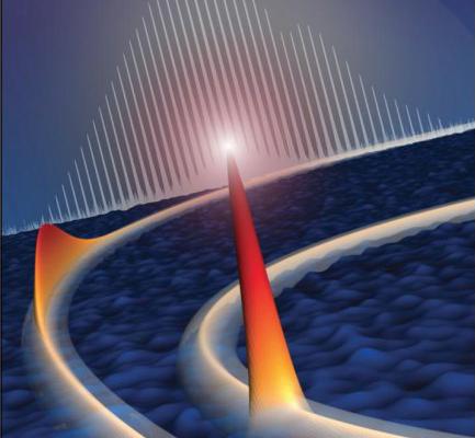 Un laser pour des horloges atomiques miniatures et plus précises
