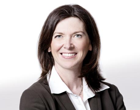 Nadine Blackburn, nouvelle directrice du Service des communications