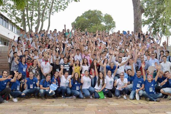 Trois chercheurs de l'INRS animent des ateliers scientifiques en Colombie