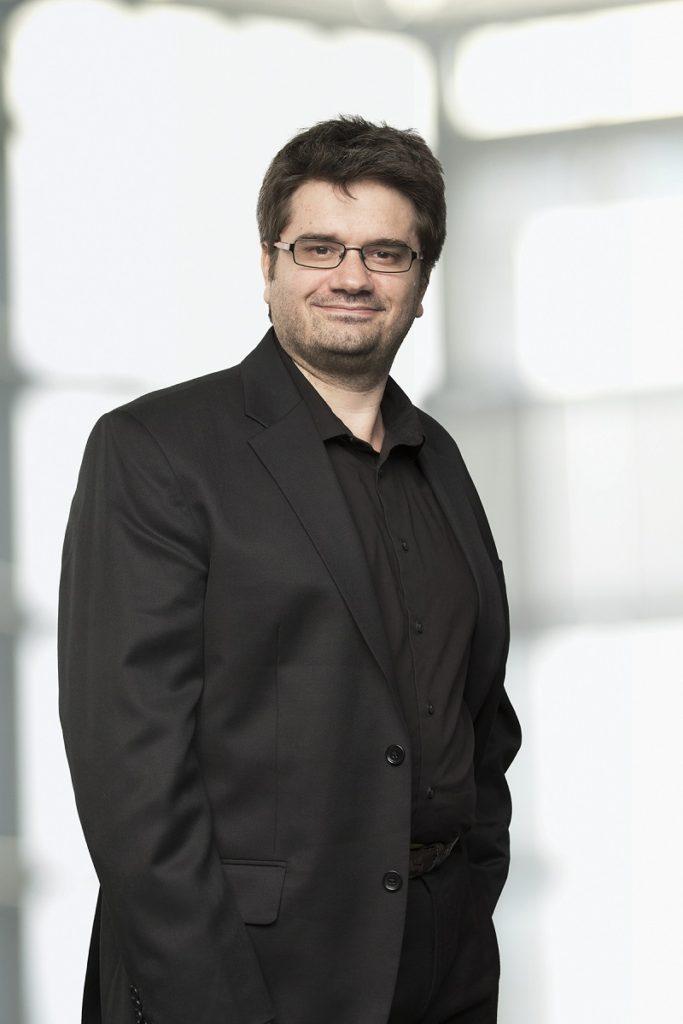 Le professeur Federico Rosei