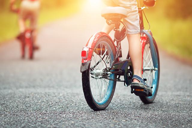 Un réseau cyclable pour tous, sauf pour les enfants