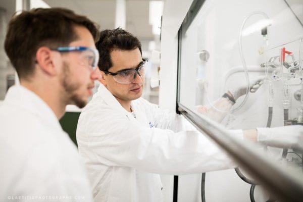 L'INRS salue le réinvestissement fédéral en science et en recherche
