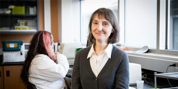 Cathy Vaillancourt à la tête d'un réseau pour la santé des communautés