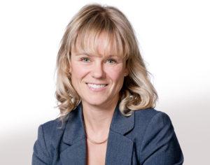 Maude Côté, directrice du Service des affaires juridiques et du Service des archives et de la gestion documentaire de l'INRS