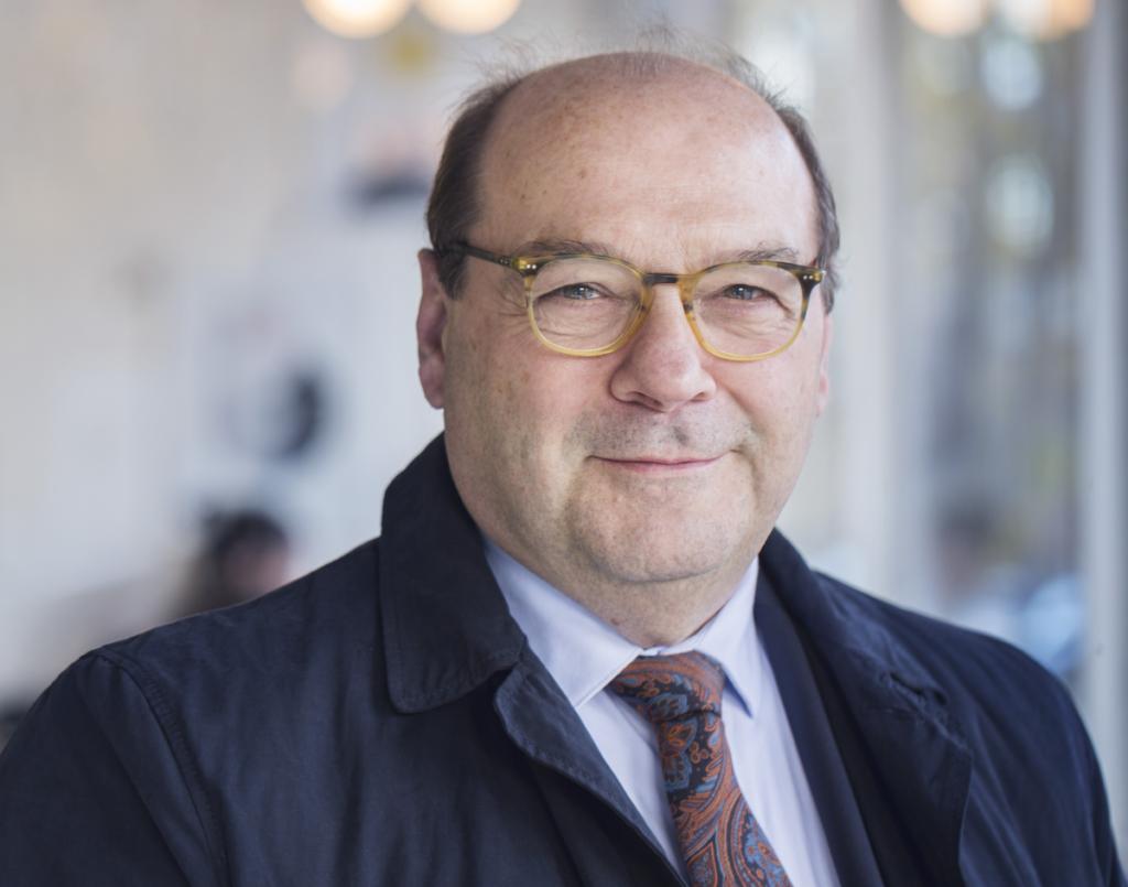Luc-Alain Giraldeau, Directeur général de l'INRS