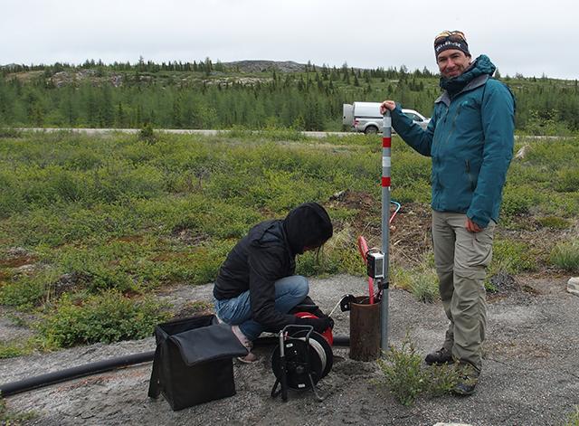 Un laboratoire ouvert pour découvrir la fournaise écologique sous nos pieds