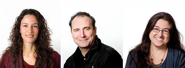 Les professeur(e)s Maria Eugenia Longo, Mircea Vultur et Nicole Gallant de l'INRS participent aux premières rencontres franco-québécoises sur le thème «Regards croisés sur les politiques de jeunesse »