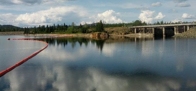 Minimiser l'impact d'un barrage sur l'habitat des poissons