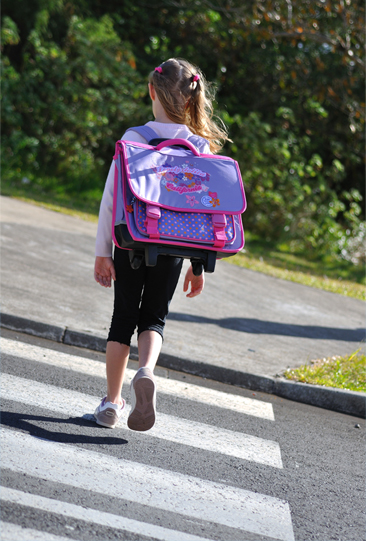 Association observée entre aménagements urbains et obésité chez les enfants