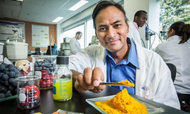 Charles Ramassamy titulaire chaire de recherche sur l'Alzheimer
