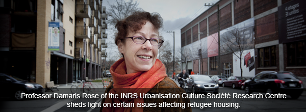 Access to affordable housing provides refugees with more than just shelter