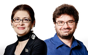 Two INRS researchers inducted into the Canadian Academy of Engineering