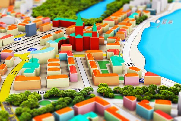 Mesurer l'effet de changements dans la planification urbaine