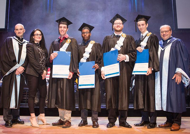 Prix du leadership étudiant
