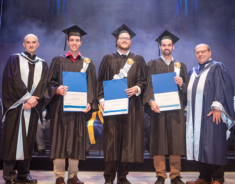 Prix de la meilleure thèse de doctorat