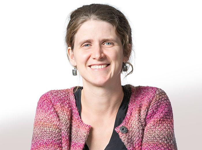 La professeure Sophie Van Neste