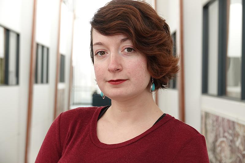 Bélinda Crobeddu, doctorante en biologie