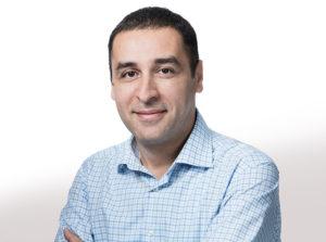 Portrait Tarik Djerafi