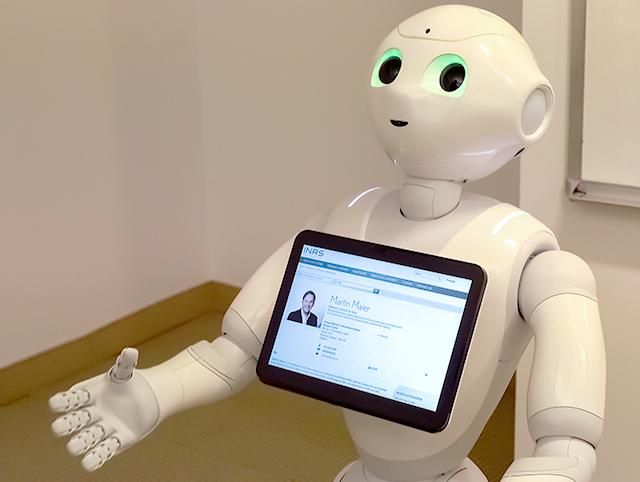 L'Internet immersif et tactile, prochaine étape dans l'évolution numérique