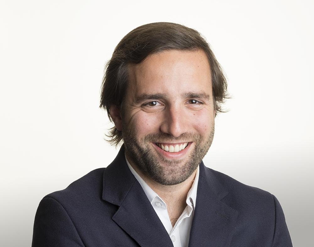 Louis-César Pasquier professeur en stockage et utilisation du CO2 à l'Institut national de la recherche scientifique