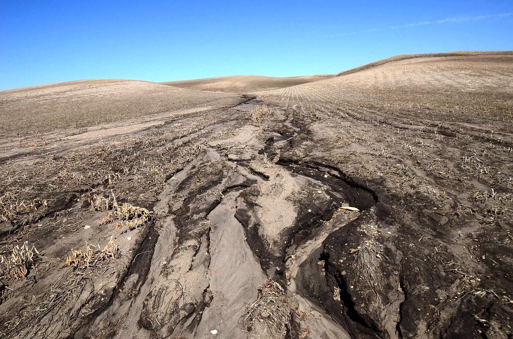L'érosion des sols due aux activités humaines a commencé il y a 4000 ans!