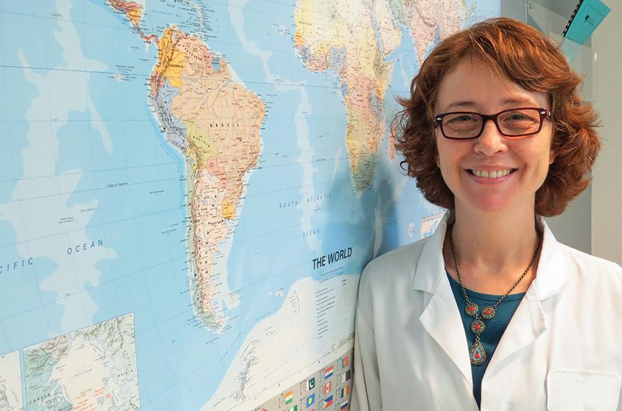 Toxoplasmose : Empêcher la transmission de la mère à l'enfant
