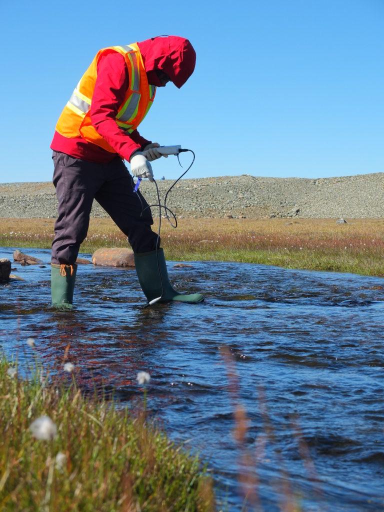 Recherche Biogeochimie aquatique-S-Contamination par metaux inrs
