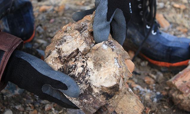 Recherche Science de la Terre Ressources Minerales inrs