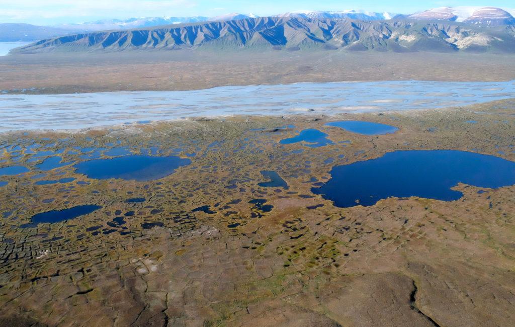 Recherche biogeochimie aquatique-S-Réchauffement climatique inrs