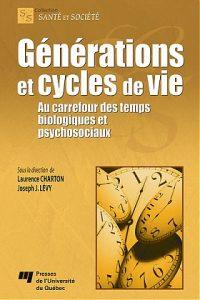 Générations livre Laurence Charton