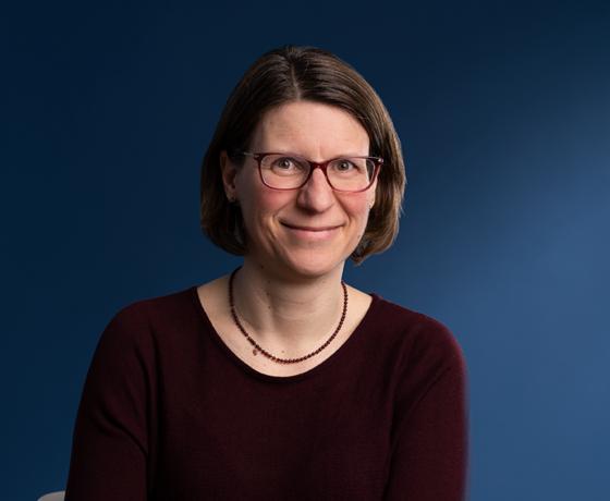 Maie-Soleil Cloutier professeure à l'INRS