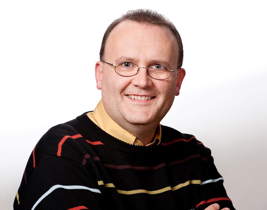 Pierre Francus professeur à l'INRS
