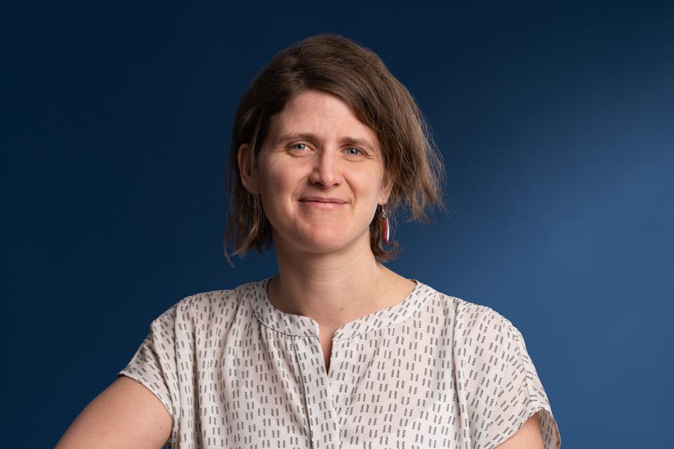 La professeure Sophie L. Van Neste de l'INRS