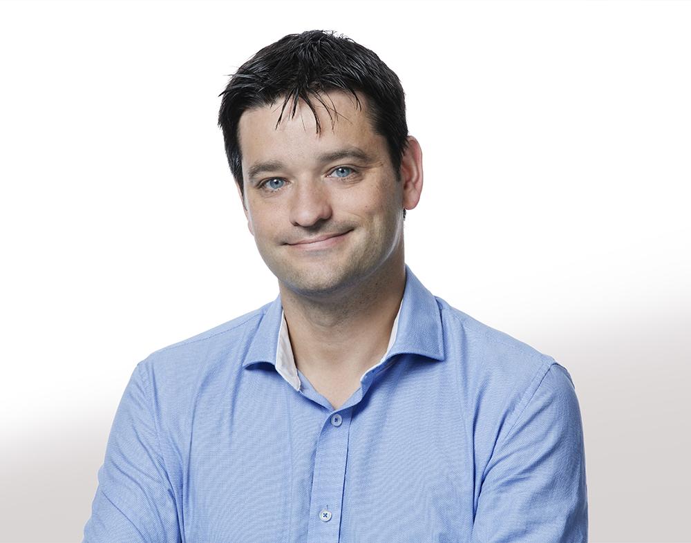 Laurent Chatel-Chaix professeur en virologie moléculaire à l'Institut national de la recherche scientifique