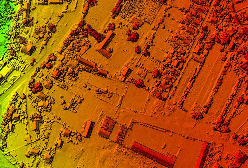 Programme court de 2e cycle en analyse de données spatiales - inrs