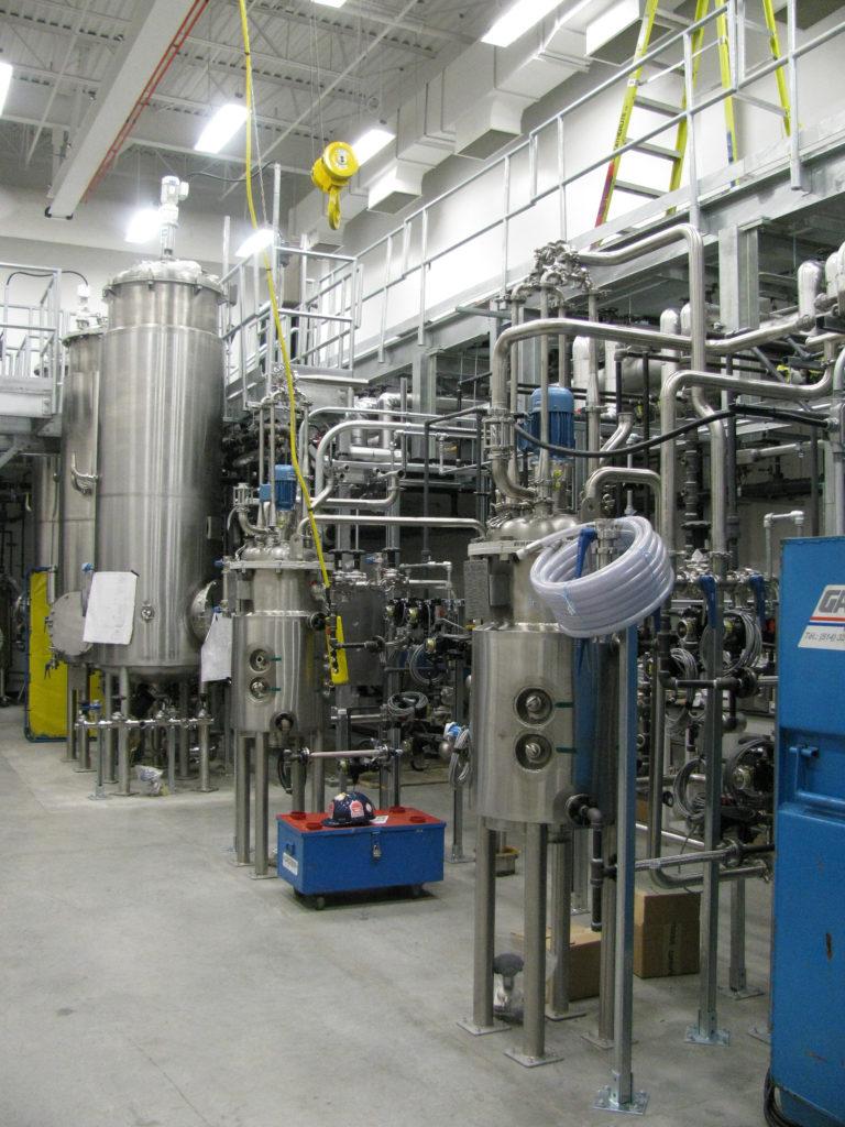 Laboratoire de biotechnologies environnementales (LBE)