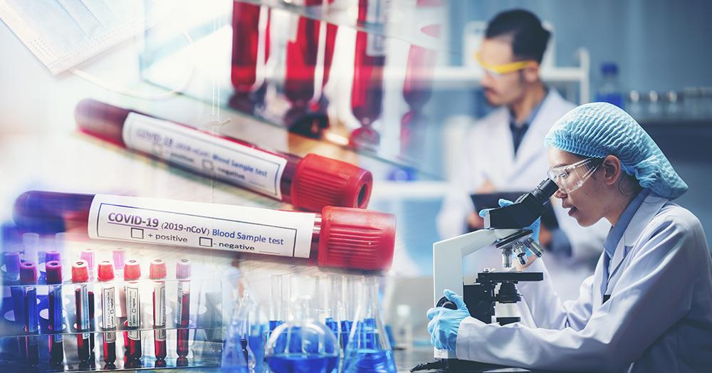 Le coronavirus créé dans un laboratoire chinois avec de l'ARN du VIH? Faux