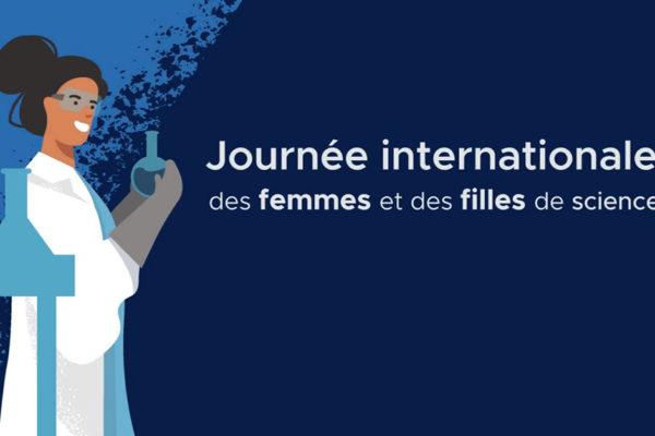 Des femmes de science de l'INRS prennent la parole !
