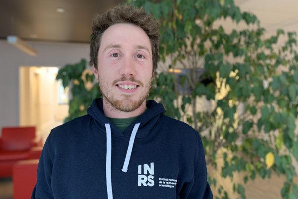 Le diplômé Samuel Beaulieu récompensé par l'Association canadienne de physique