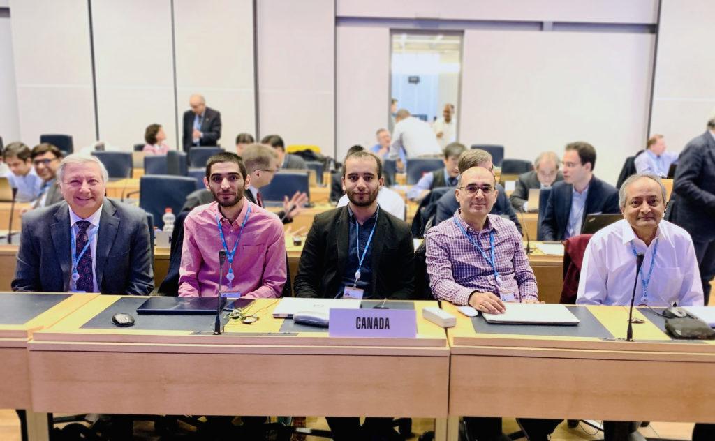 Une équipe de l'INRS participe à l'évaluation des nouvelles technologies 5G