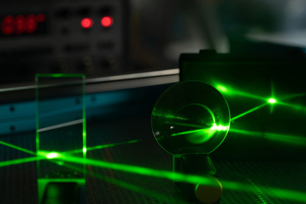 Towards Lasers Powerful Enough to Investigate a New Kind of Physics