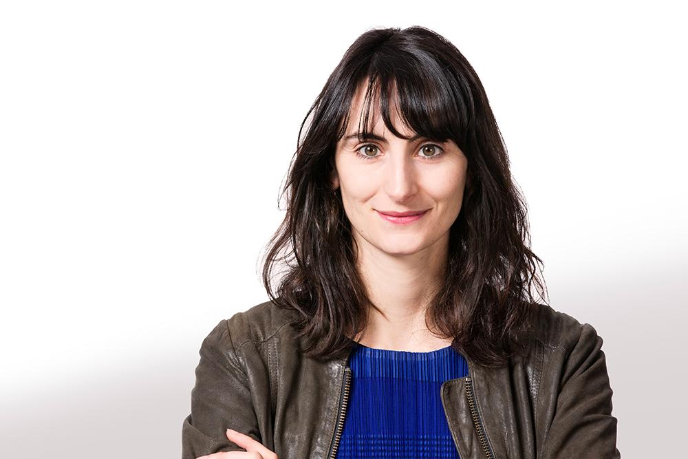 Nathalie Casemajor professeure en culture, numérique et territoires à l'Institut national de la recherche scientifique