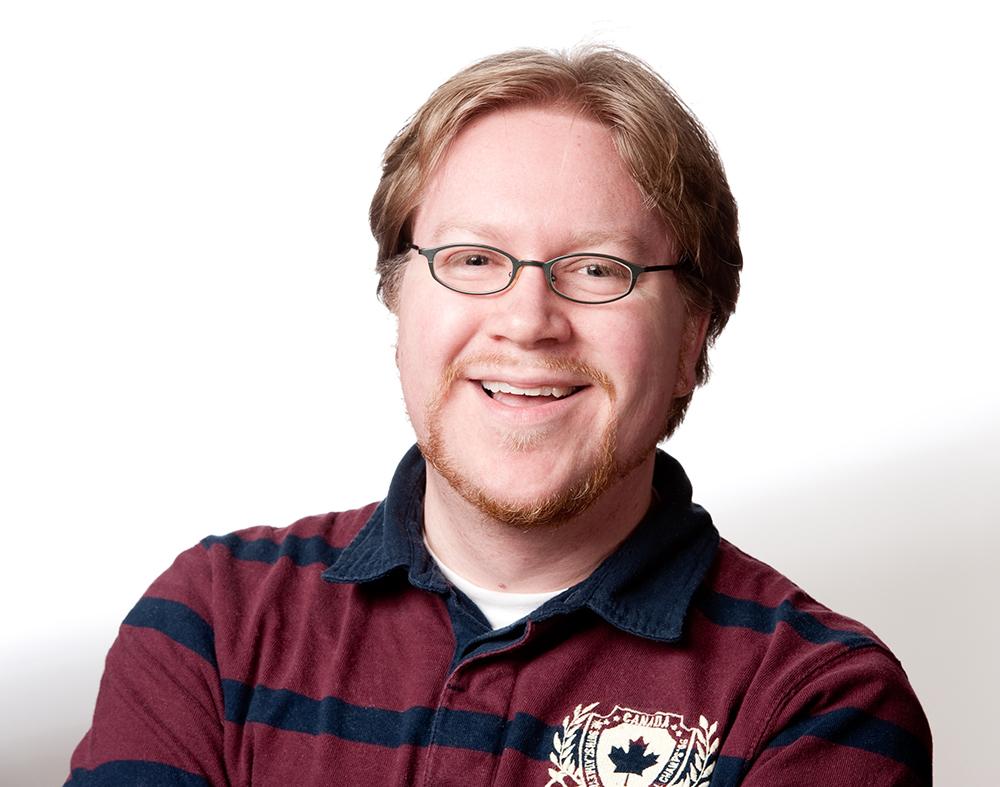 Nicolas Doucet, professeur en Ingénierie enzymatique, RMN et dynamique à l'Institut national de la recherche scientifique