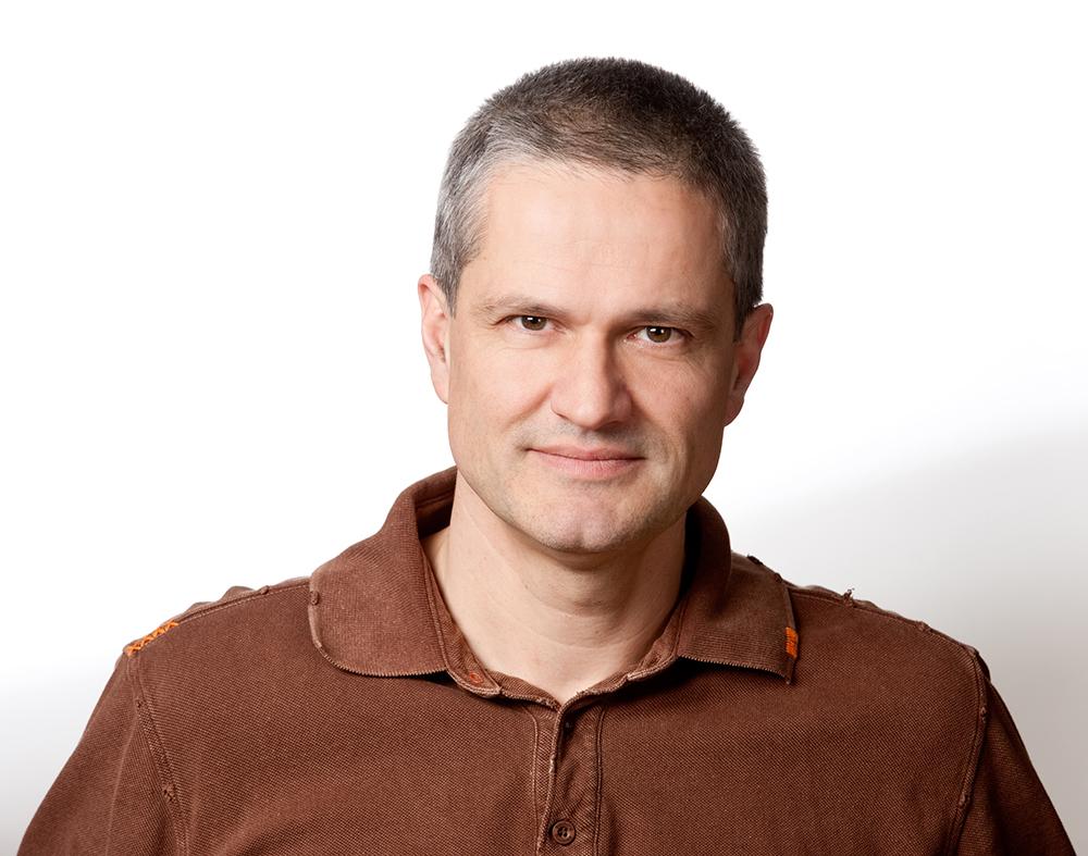 Jean-Charles Grégoire professeur en systèmes de télécommunications à l'Institut national de la recherche scientifique
