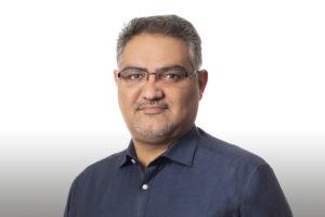 Saeid Homayouni, professeur en télédétection et géomatique environnementale à l'Institut national de la recherche scientifique