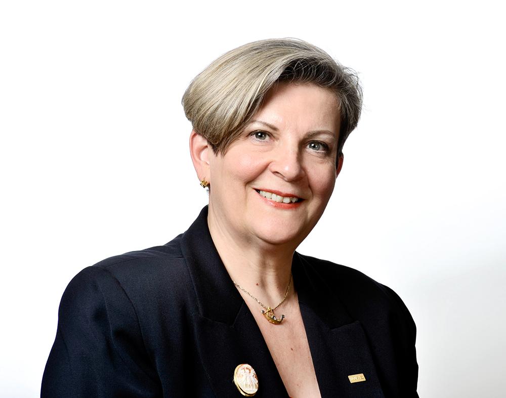 Monique Lacroix, professeure en sciences appliquées à l'alimentation à l'Institut national de la recherche scientifique