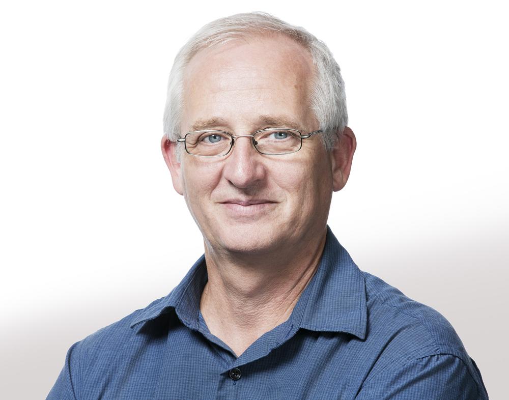 Steven Laplante professeur en chimie médicinale à l'Institut national de la recherche scientifique