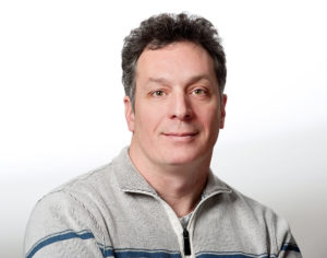 André St-Hilaire, professeur en hydrologie environnementale et statistique à l'Institut national de la recherche scientifique
