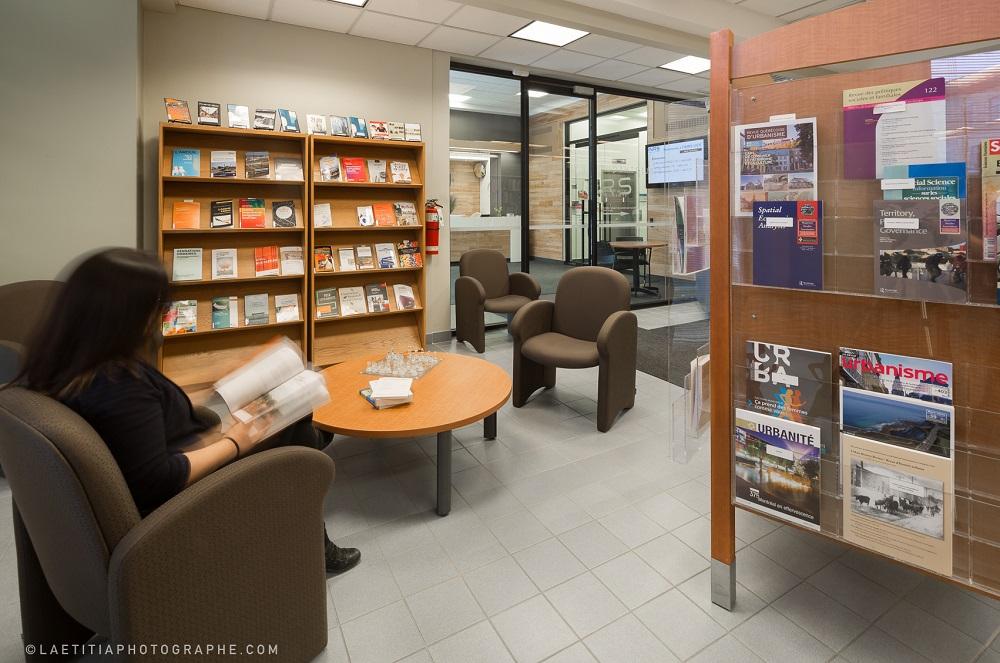 Bibliothèque de l'INRS